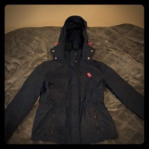 A&F all-weather jacket